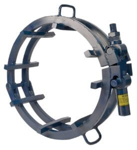 Ratchet External Lineup Clamps-Cage Clamps