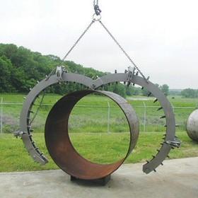 reforming rim clamp