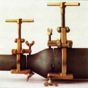 Original JA Adjustable Pipe Welding Clamp
