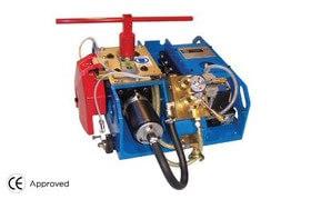 Mathey Dearman CGM-1 Cold Cutting and Bevelling Machine