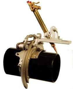 Mathey Dearman Short Saddle Machine