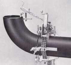 Mathey-Dearman PIPE ALIGNMENT & REFORMING CLAMPS