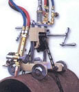 Pipe Cutting Machine (Chain Driven)