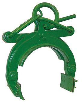 pipe lifting tongs