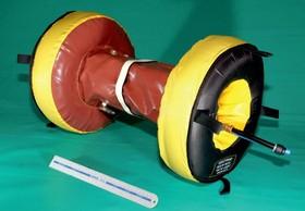 Fast Purge Medium-Large Bore Pipe Purge System