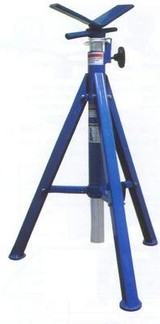 Folding Sturdi Jack Pipe Welding Stands